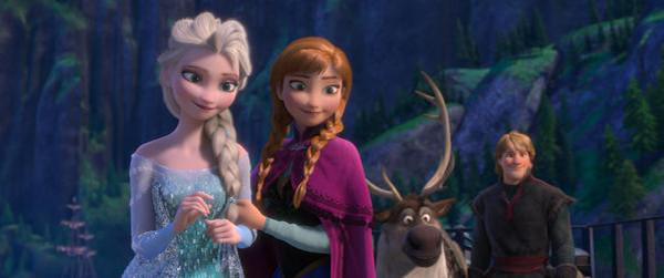 Frozen 2 Tweet