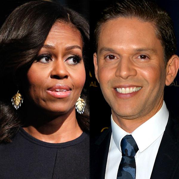 Rodner Figueroa pidió disculpas a Michelle Obama - E! Online Latino - MX