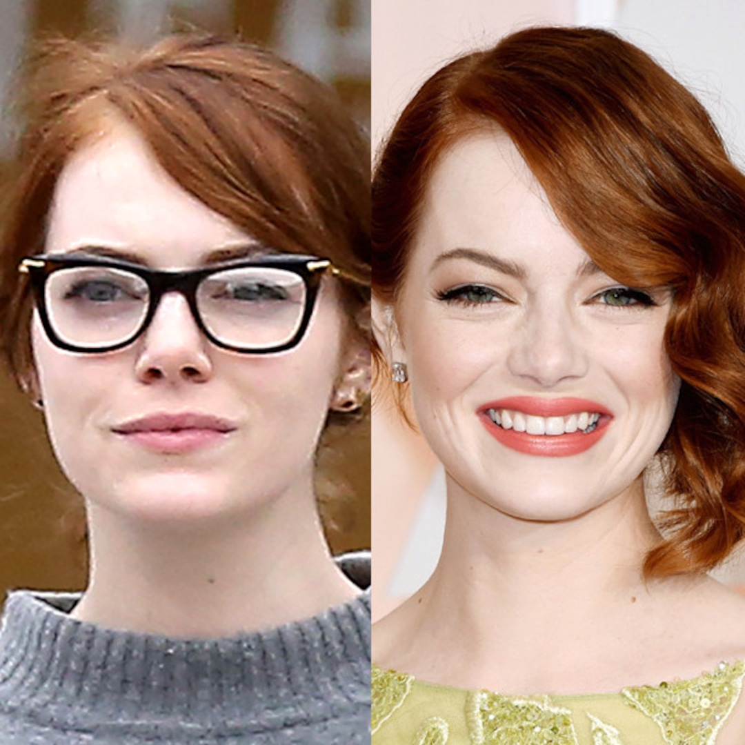 Emma Stone Looks Exactly The Same Without Makeup See The Pic E Online