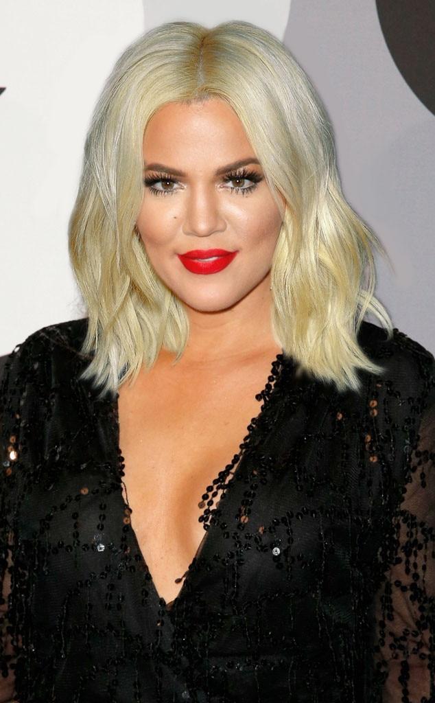 Khloe Kardashian, Platinum Blonde