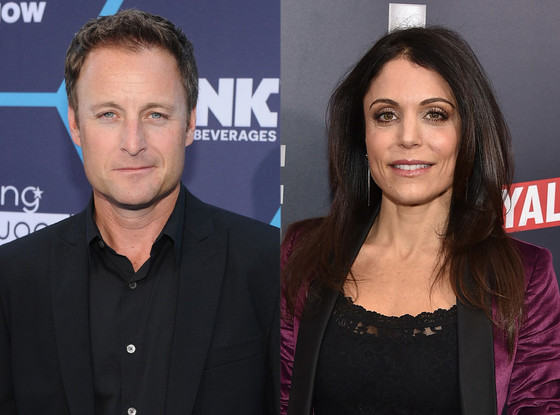 Chris Harrison, Bethenny Frankel