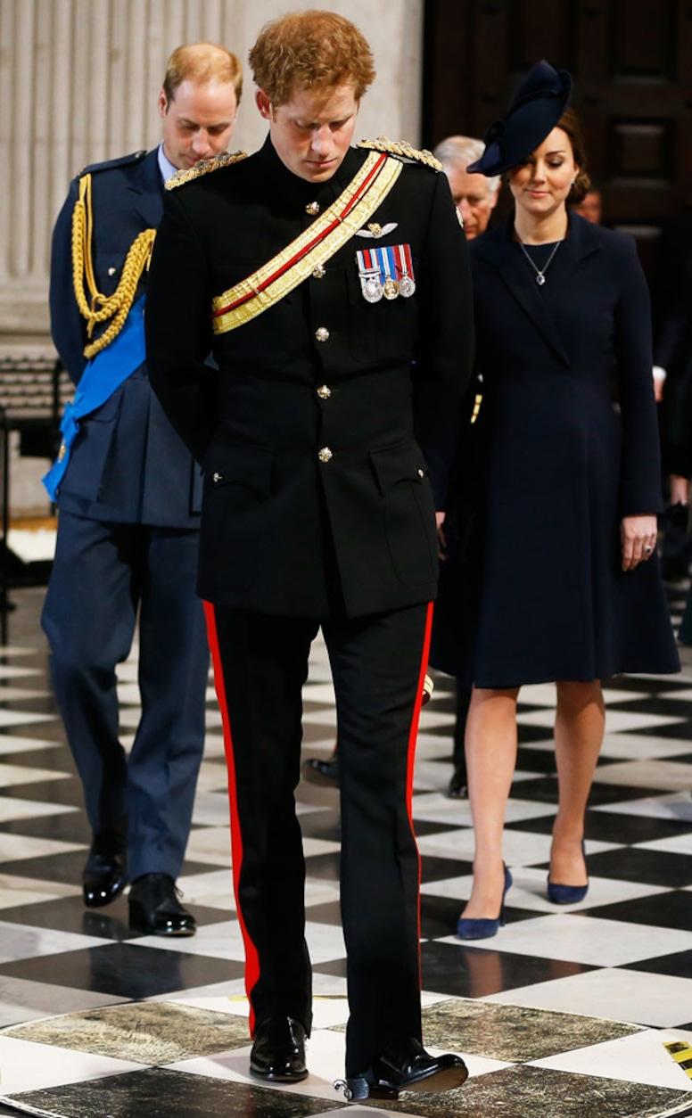 Prince Harry, Prince William, Duke of Cambridge, Catherine, Duchess of Cambridge, Kate Middleton