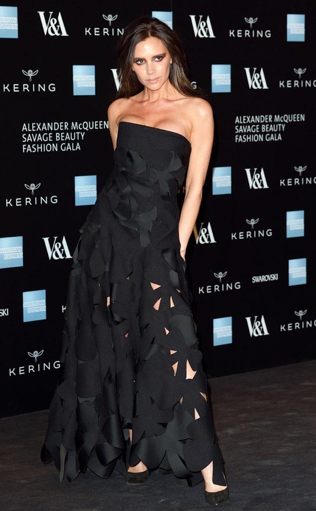 Victoria Beckham, Best of the Red Carpet