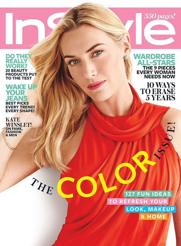 Kate Winslet, InStyle