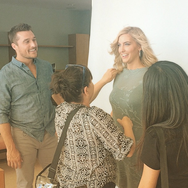 Whithney Bischoff, Chris Soules, Instagram