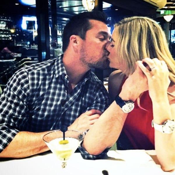 Chris dating Whitney