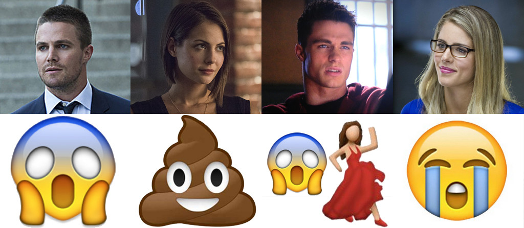 Arrow, Emojis