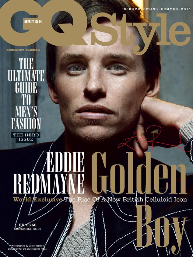 Eddie Redmayne, GQ Style
