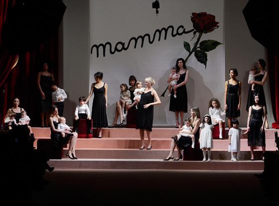Dolce & Gabbana, Milan Fashion Week