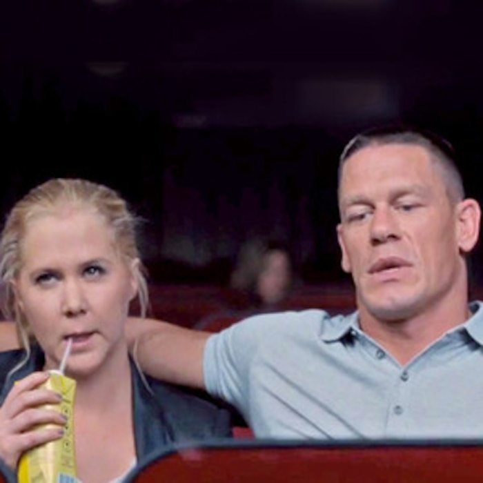 Amy Schumer Talks Trainwreck Sex With Huge John Cena Was That His Real Penis E News