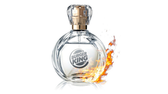 Perfume Burger King