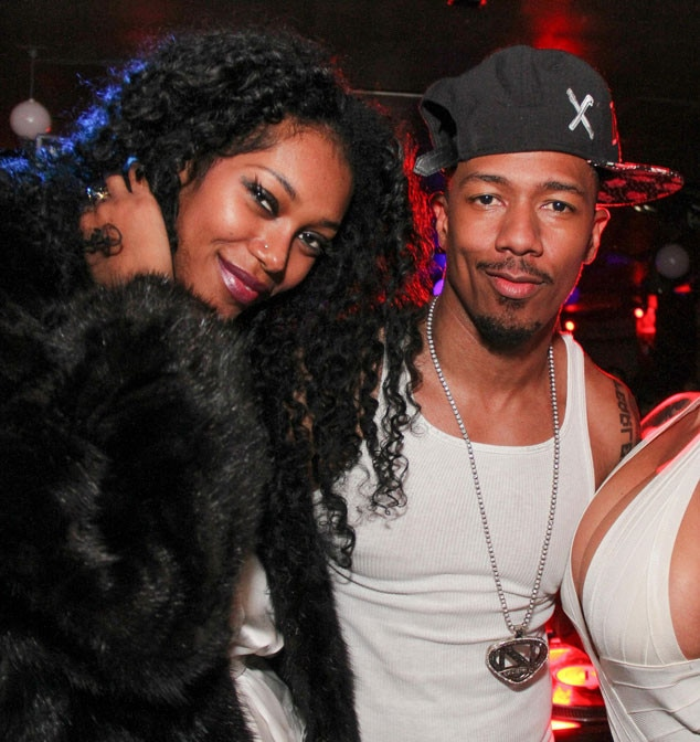 Chilli Smitten With Nick Cannon