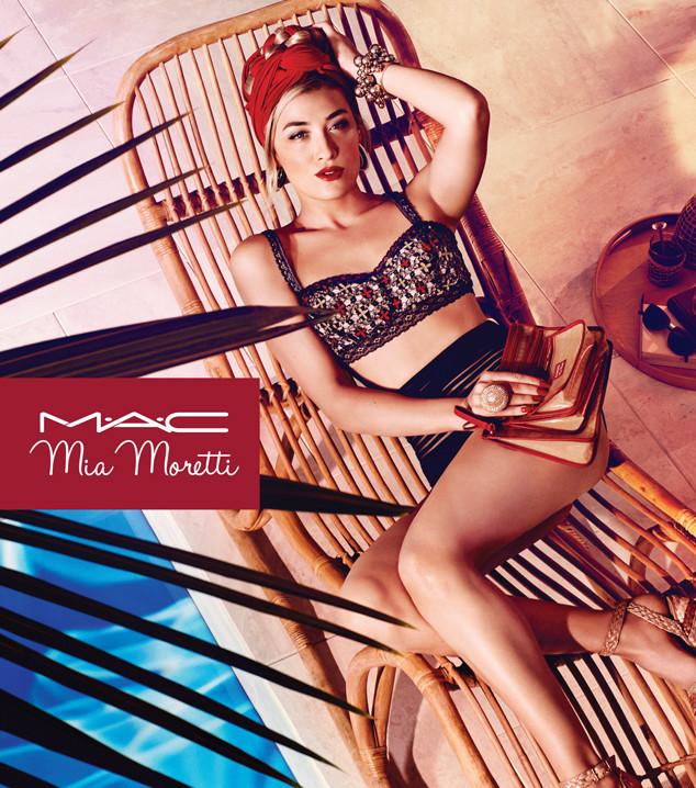 Mia Moretti, MAC Cosmetics
