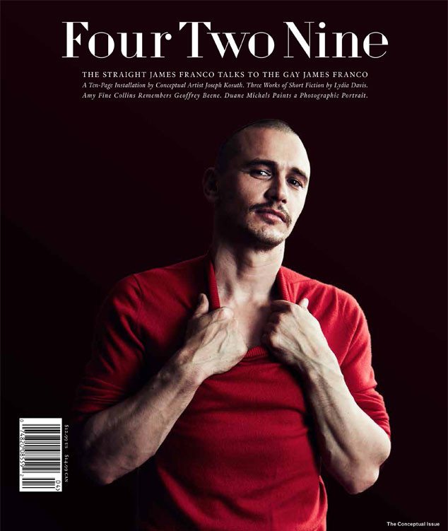 429 Magazine, James Franco