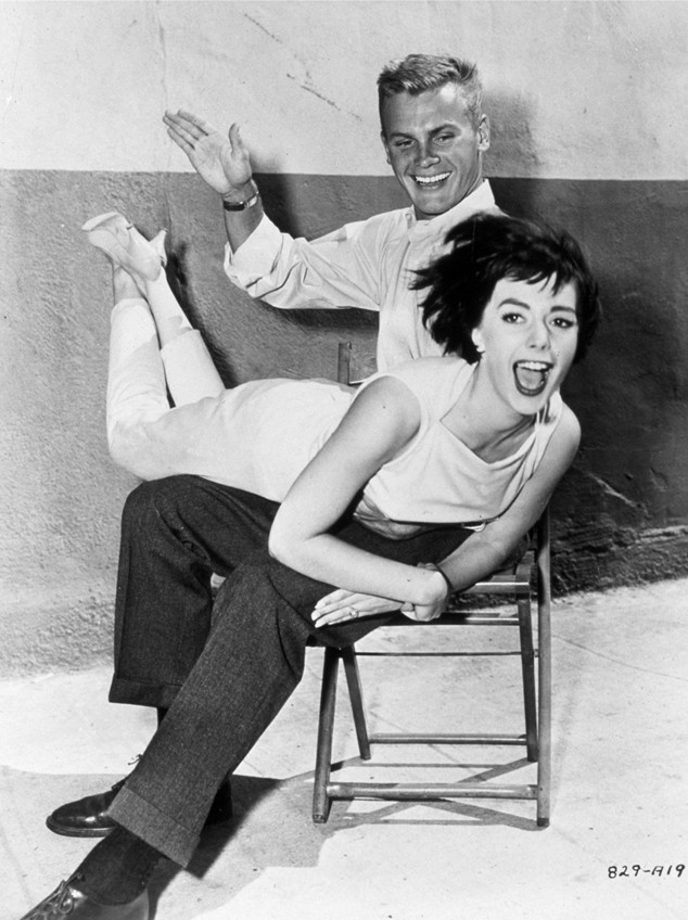 Tab Hunter, Natalie Wood, Girl He Left Behind