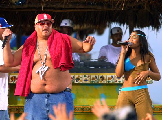 Spring Break, Fat Joe, Ashanti