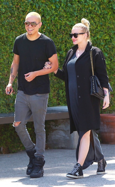Ashlee Simpson-Ross and Evan Ross Are an Epic Coordinating ...