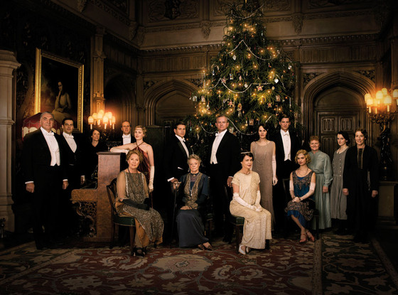 Downton Abbey, Season Five, Christmas