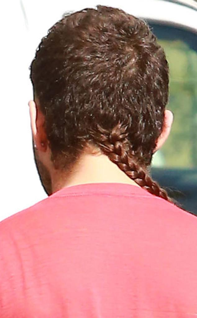 Shia LaBeouf, Hair