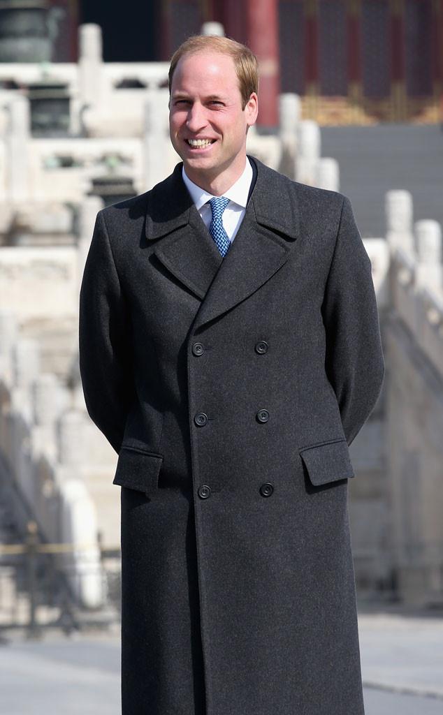 Prince William, Duke of Cambridge