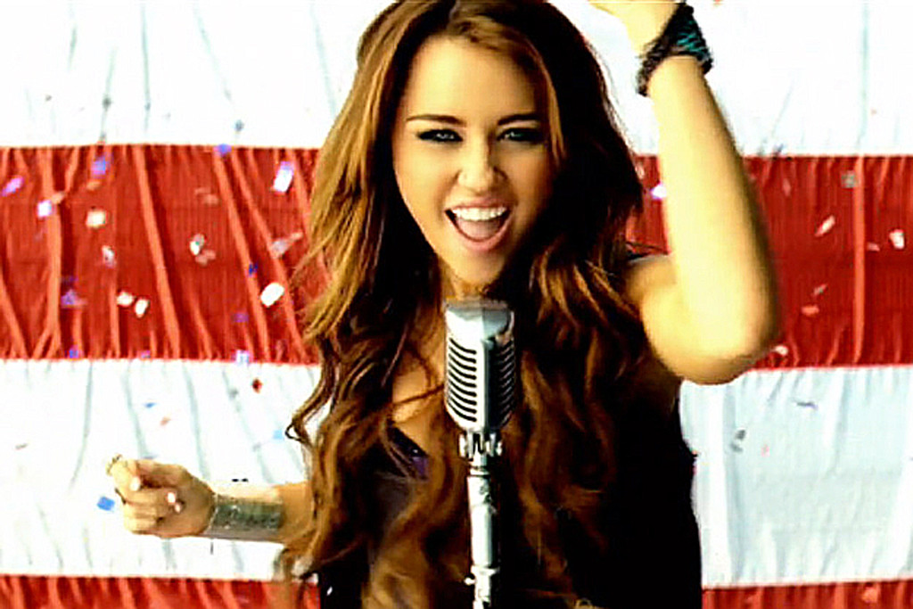 Miley Cyrus, Party in the USA, Stars who hate their own hit songs