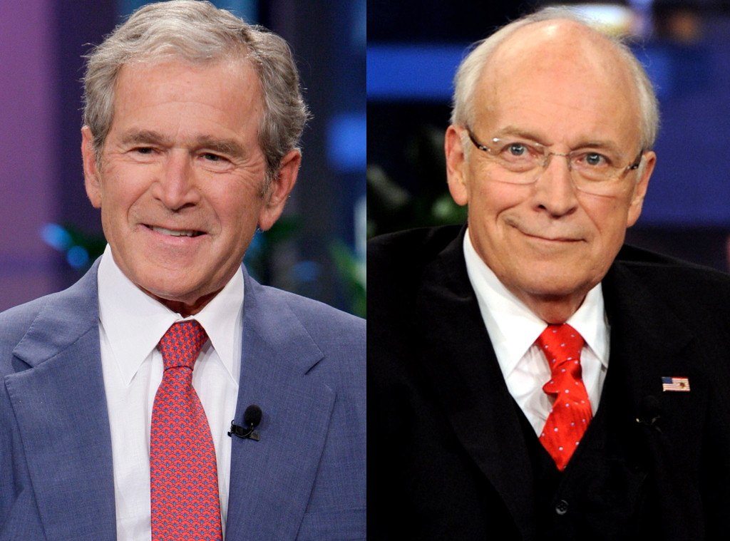 George W. Bush, Dick Cheney