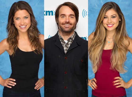 Kaitlyn, Will Forte, Britt, The Bachelor