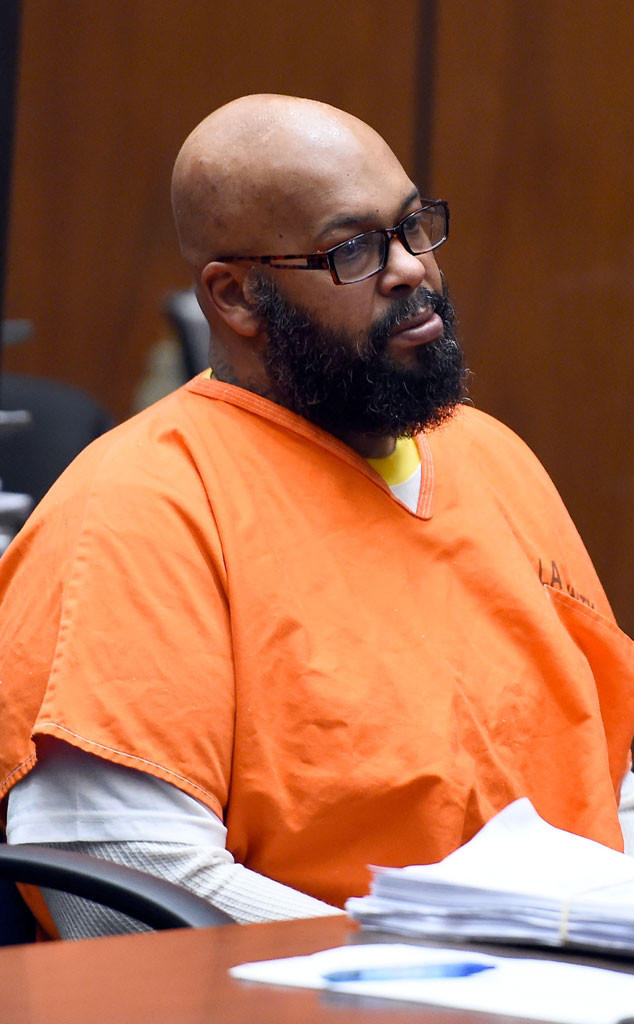 Suge Knight, Court