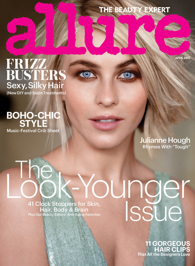 Julianne Hough, Allure