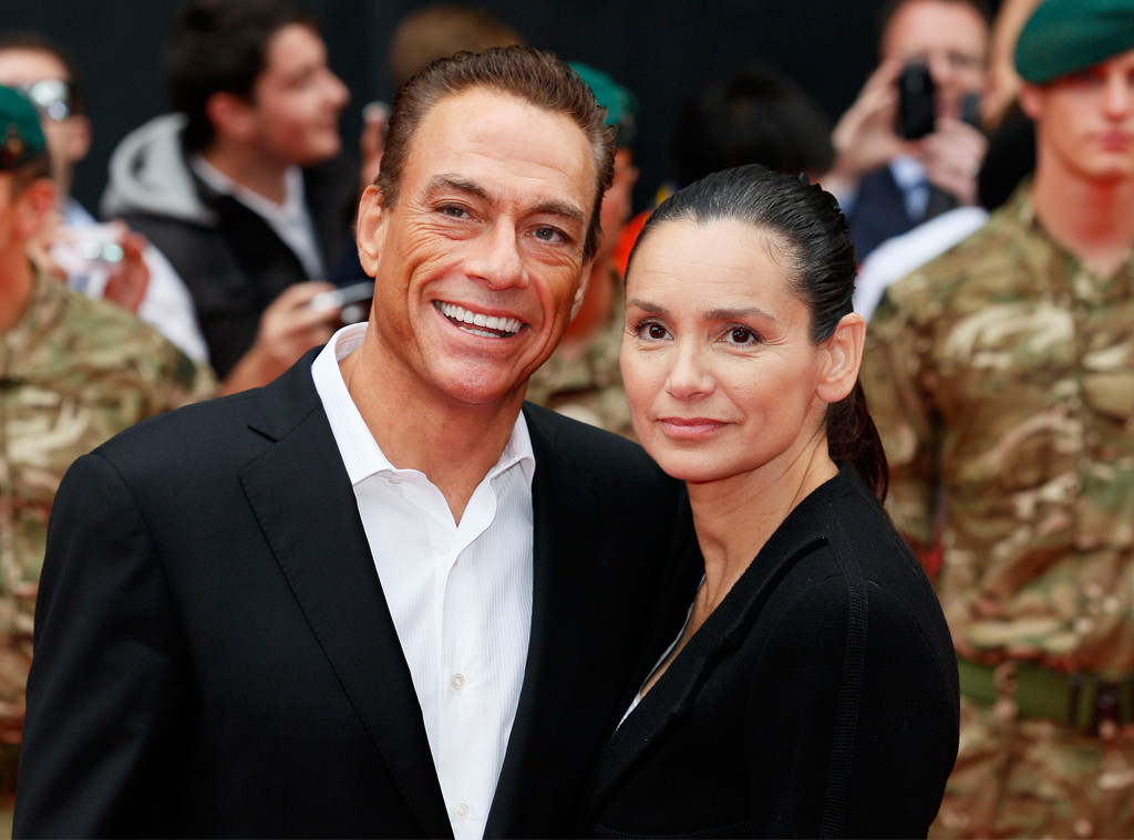 Jean Claude Van Damme And Wife Gladys To Divorce For The 2nd Time