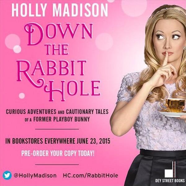 Holly Madison, Instagram