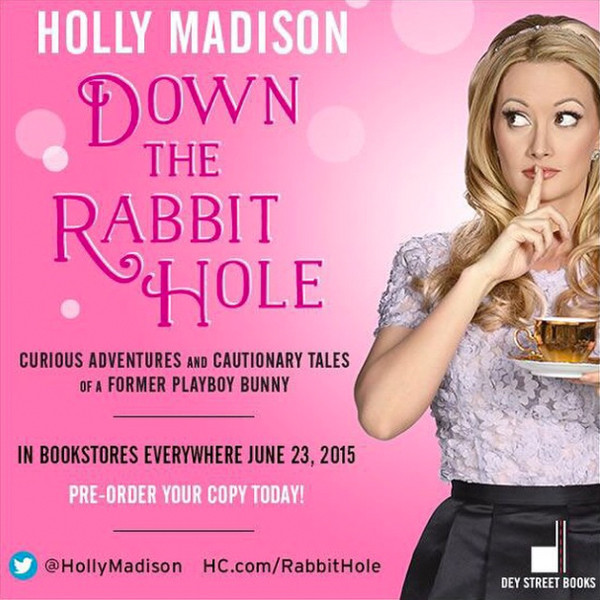 Holly Madison, Instagram