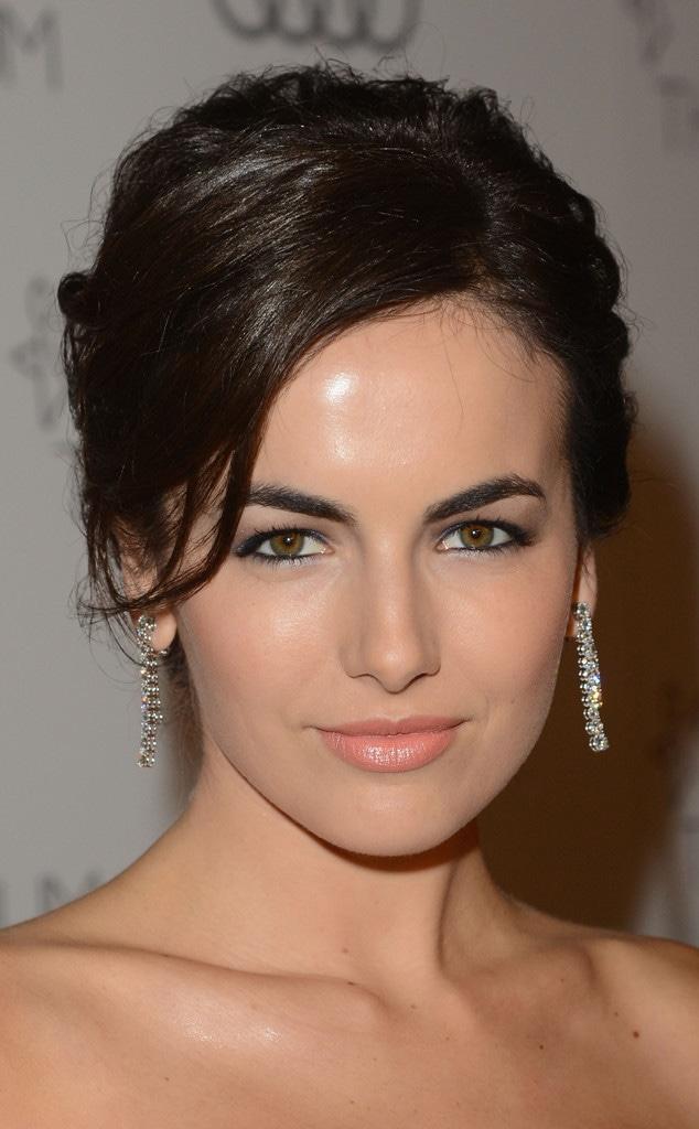 History of Eyebrows, Camilla Belle, 2013