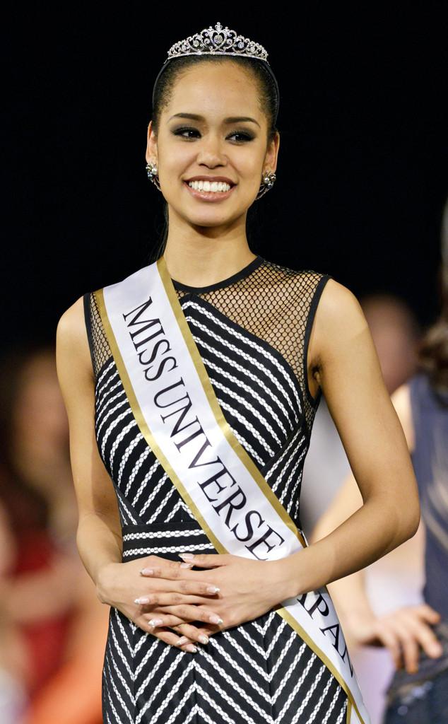 Ariana Miyamoto, Miss Universe Japan