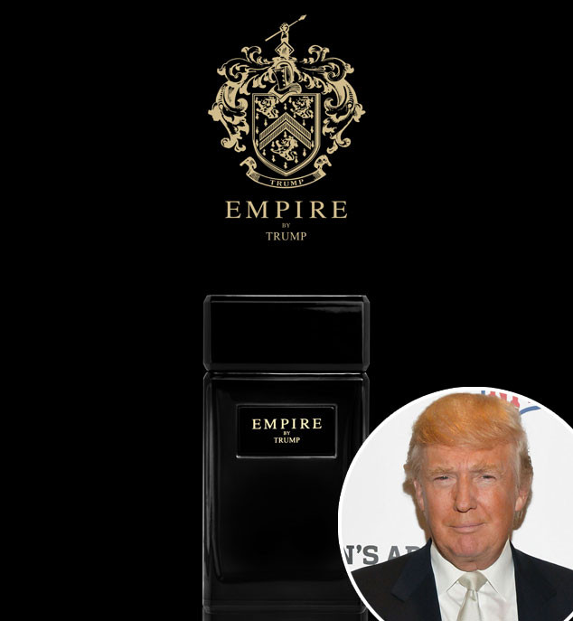 Donald Trump, Empire Cologne