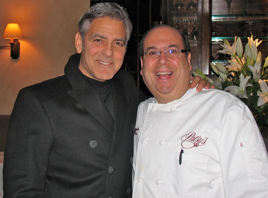 George Clooney, Sal Scognamillo