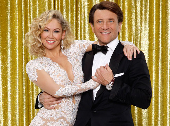 Dancing With The Stars, Season 20, Kym Johnson, Robert Herjavec