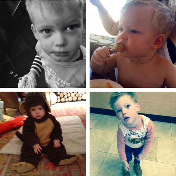 Hilary Duff, Luca, Instagram, Birthday