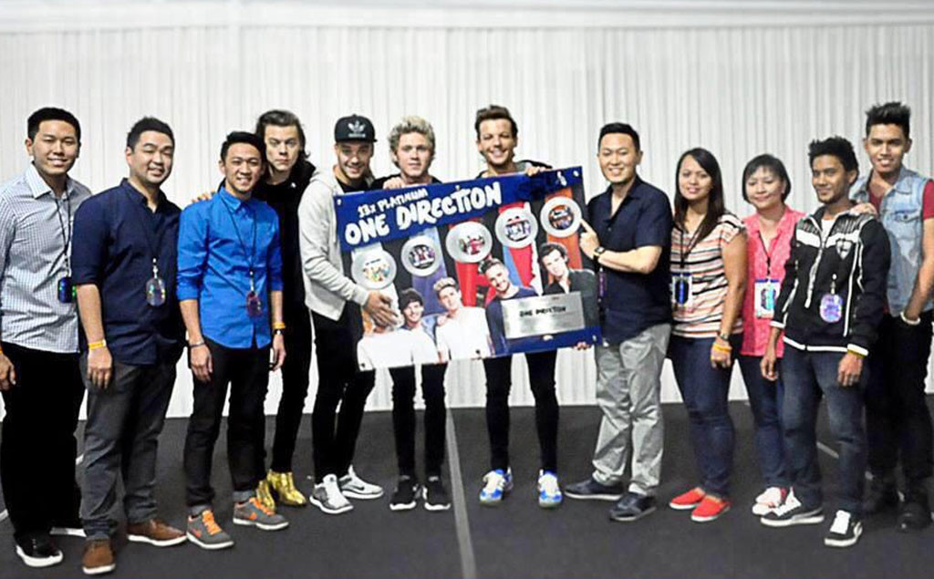 One Direction, Liam Payne, Twitter