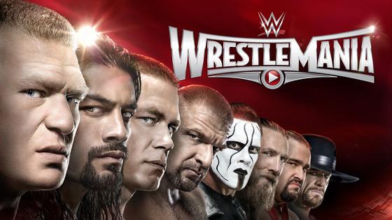 WWE, WrestleMania 31