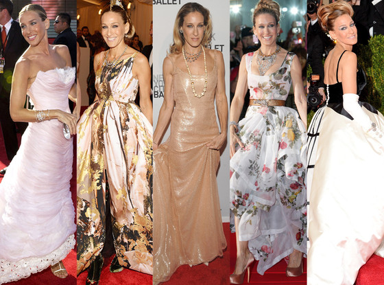 Happy 50th Birthday, Sarah Jessica Parker! Here's to Your ...