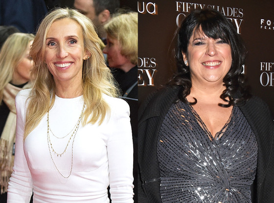 Sam Taylor-Johnson, E.L. James
