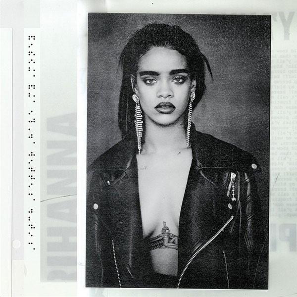 Rihanna, Album Cover, Instagram