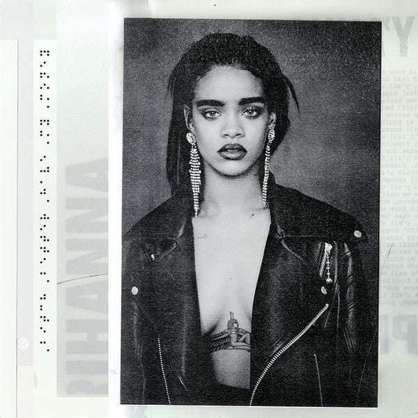 Rihanna, Album Cover, Instagram