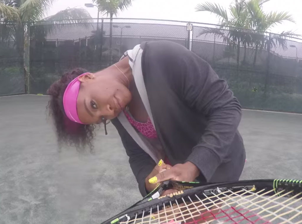 Serena Williams, 7/11 Remake