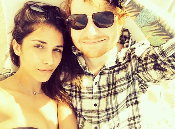 Ed Sheeran, Athina Andrelos