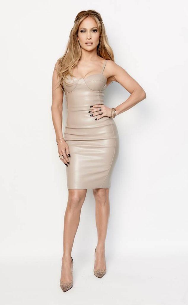 Mood Nude From Jennifer Lopezs American Idol Looks  E News-4273