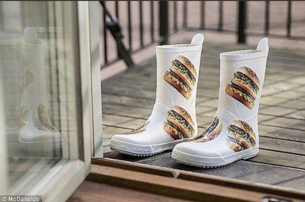 McDonalds, Lifestyle collection