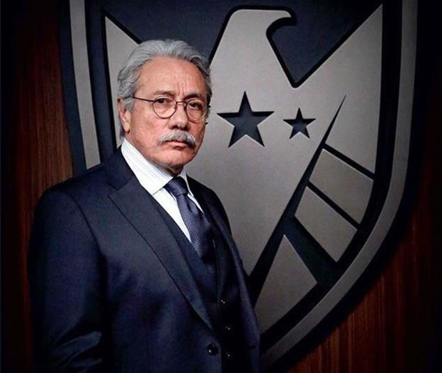 Edward James Olmos, Marvel's Agents of SHIELD