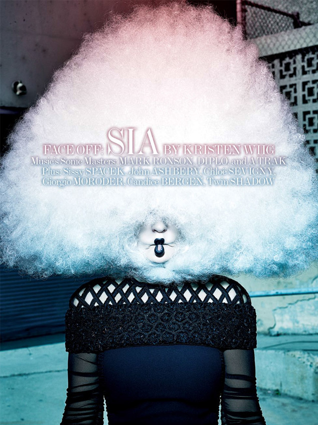 Sia, Interview Magazine